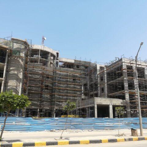 Cancer Institution – Kafr El Sheikh
