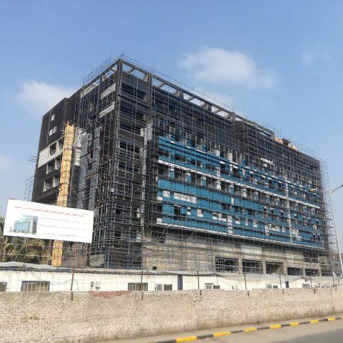 Imbaba Hospital